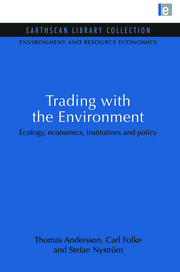 Trading with the Environment - 1st Edition book cover