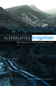 Alternative Irrigation - 1st Edition book cover