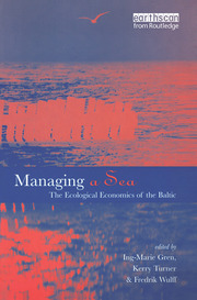 Managing a Sea - 1st Edition book cover
