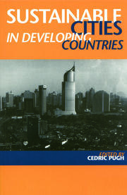 Sustainable Cities in Developing Countries - 1st Edition book cover
