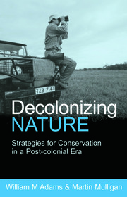 Decolonizing Nature - 1st Edition book cover
