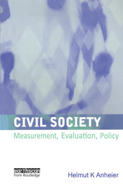 Civil Society - 1st Edition book cover