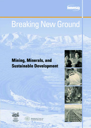 Breaking New Ground - 1st Edition book cover