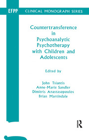 Countertransference in Psychoanalytic Psychotherapy with Children and Adolescents - 1st Edition book cover