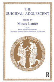 The Suicidal Adolescent - 1st Edition book cover