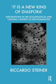 'It is a New Kind of Diaspora' - 1st Edition book cover