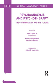 Psychoanalysis and Psychotherapy - 1st Edition book cover