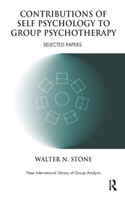 Contributions of Self Psychology to Group Psychotherapy - 1st Edition book cover