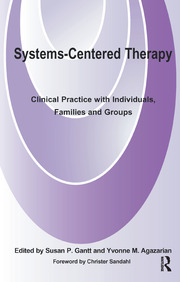 Systems-Centered Therapy - 1st Edition book cover