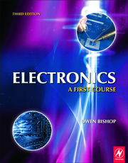 Electronics - 3rd Edition book cover