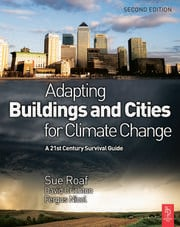 Adapting Buildings and Cities for Climate Change - 2nd Edition book cover