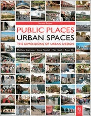 Public Places Urban Spaces - 2nd Edition book cover