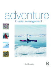 Adventure Tourism Management - 1st Edition book cover
