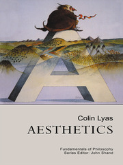 Aesthetics - 1st Edition book cover