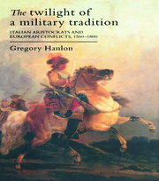 The Twilight Of A Military Tradition - 1st Edition book cover
