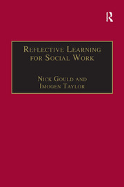 Reflective Learning for Social Work - 1st Edition book cover
