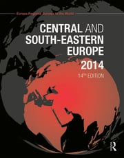 Central and South-Eastern Europe 2014 - 14th Edition book cover