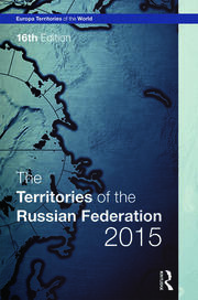 The Territories of the Russian Federation 2015 - 16th Edition book cover