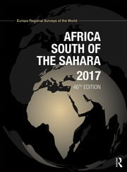 Africa South of the Sahara 2017