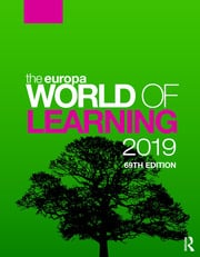The Europa World of Learning 2019