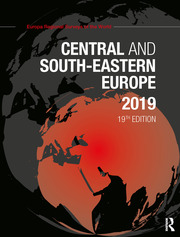Central and South-Eastern Europe 2019 - 19th Edition book cover