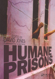 Humane Prisons - 1st Edition book cover