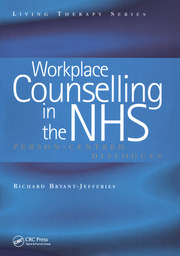 Workplace Counselling in the NHS - 1st Edition book cover