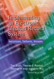 Implementing an Electronic Medical Record System - 1st Edition book cover