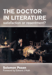 The Doctor in Literature, Volume 2 - 1st Edition book cover
