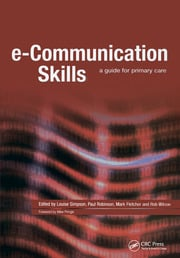 E-Communication Skills - 1st Edition book cover