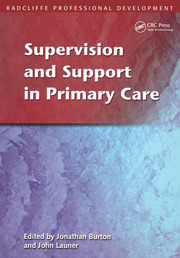 Supervision and Support in Primary Care - 1st Edition book cover