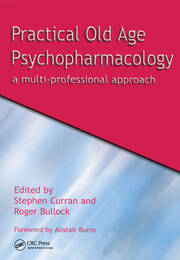 Practical Old Age Psychopharmacology - 1st Edition book cover