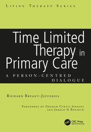 Time Limited Therapy in Primary Care - 1st Edition book cover