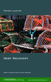 Debt Recovery - 2nd Edition book cover