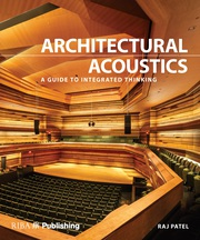 Architectural Acoustics -  1st Edition book cover