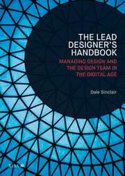 Lead Designer's Handbook - 1st Edition book cover