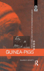 Guinea Pigs - 1st Edition book cover