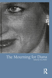 The Mourning for Diana - 1st Edition book cover