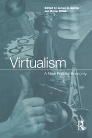 Virtualism - 1st Edition book cover