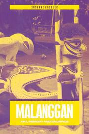 Malanggan - 1st Edition book cover