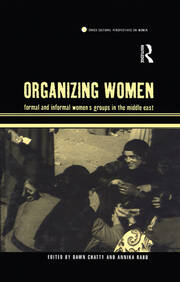 Organizing Women - 1st Edition book cover