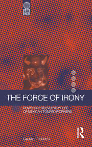 The Force of Irony - 1st Edition book cover