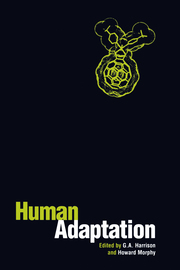 Human Adaptation - 1st Edition book cover