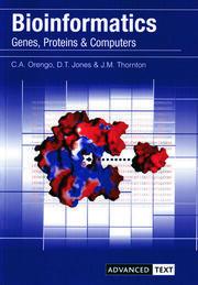 Bioinformatics: Genes, Proteins and Computers