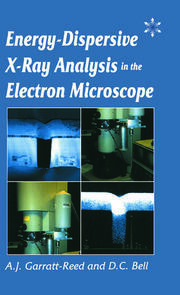 Energy Dispersive X-ray Analysis in the Electron Microscope - 1st Edition book cover