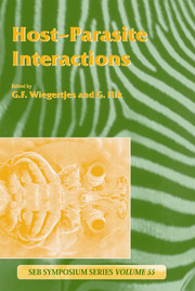 Host-Parasite Interactions - 1st Edition book cover