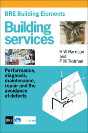 BRE Building Elements: Building Services - 1st Edition book cover