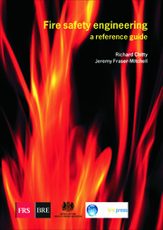 Fire Safety Engineering - 1st Edition book cover