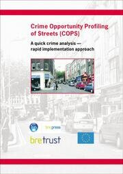 Crime Opportunity Profiling of Streets (COPS) - 1st Edition book cover