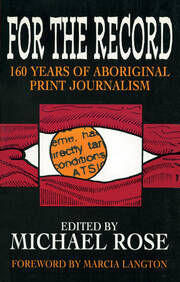 For the Record - 1st Edition book cover